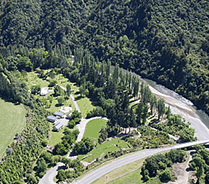 >Ashley Gorge Holiday Park