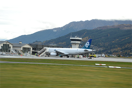 Queenstown-Airport